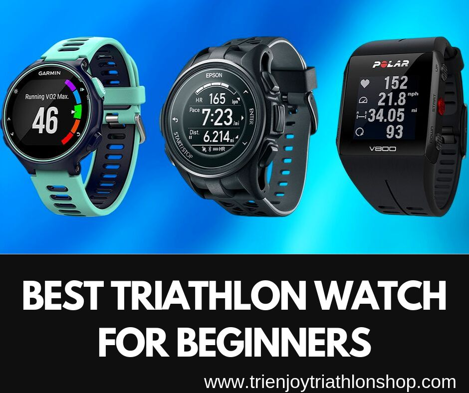 Best Triathlon Watch for Beginners