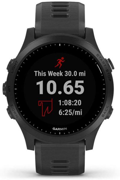 Garmin Forerunner 945 GPS Running Triathlon Smartwatch