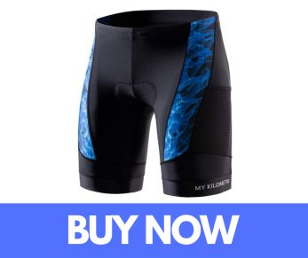 MY KILOMETRE Triathlon Shorts Men's