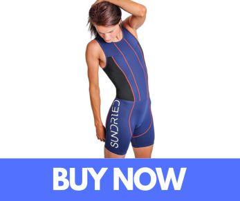 Sundried Women's Premium Padded Triathlon Tri Suit