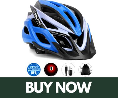 MOKFIRE Adult Bike Helmet