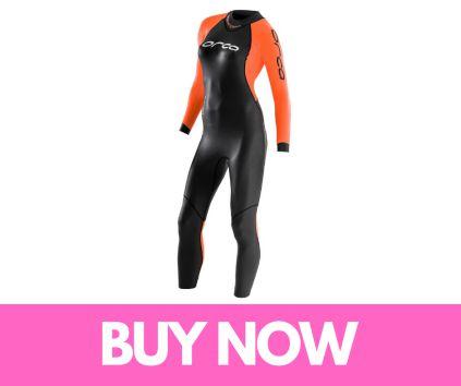 ORCA Openwater Women's Fullseeve Wetsuit