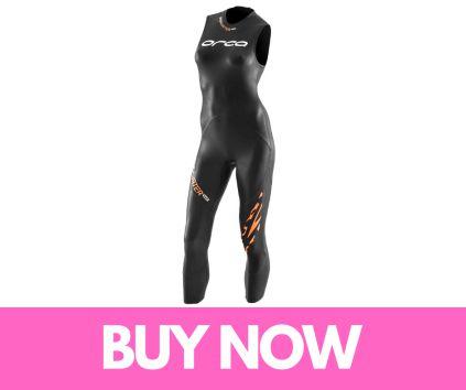 ORCA RS1 Openwater Women's Sleeveless Triathlon Wetsuit