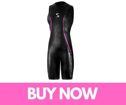 Synergy Sleeveless Womens Triathlon Wetsuit