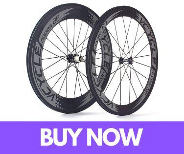 VCYCLE Nopea 700C Road Bike Carbon Wheels