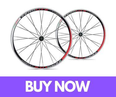 Vuelta ZeroLite Road Comp 10sp Wheelset