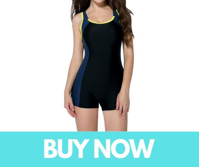 Beautyin Women's One-Piece Swimsuits