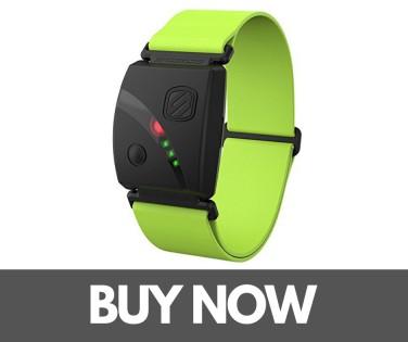 Scosche Rhythm24 Armband Heart Rate Monitor