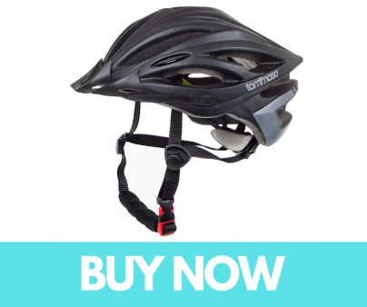 Tommaso Ombra Cycling Helmet & Removable Visor