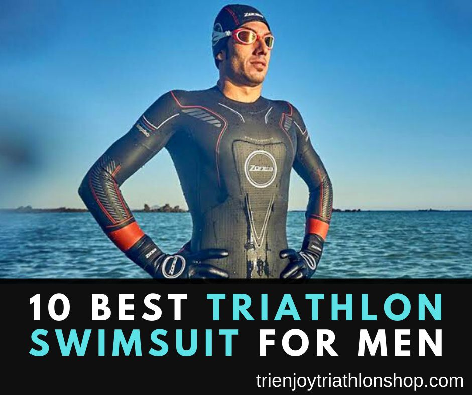 Triathlon Swimsuit For Men